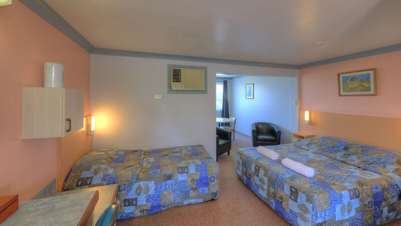 SingleDouble Room